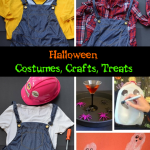 Halloween Costumes, Crafts, Treats