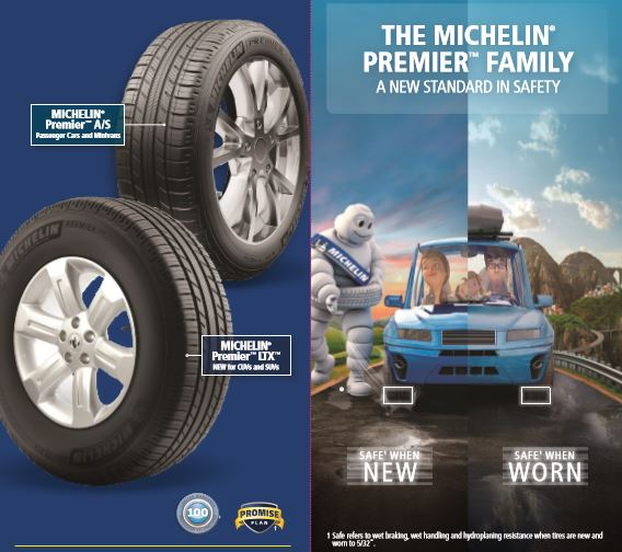Michelin Family Premier Tires