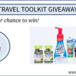 Travel Toolkit Giveaway