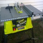 ryobi-10-table-saw-with-steel-stand, Home Projects with Ryobi