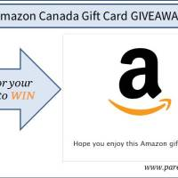 Summer Amazon Canada e-gift card giveaway