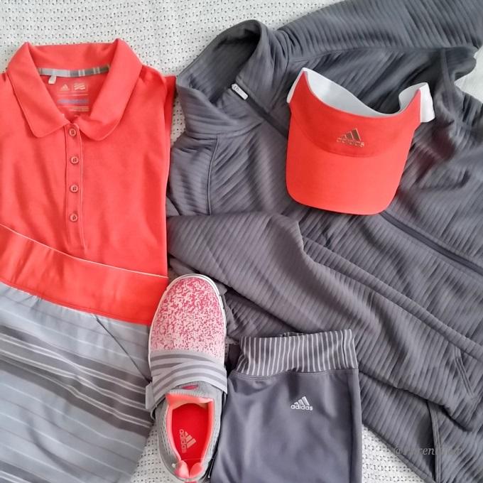 Adidas women, sport outfit, via www.parentclub.ca