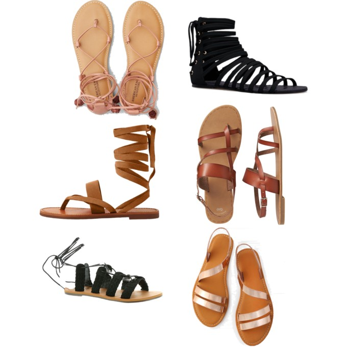 Choosing Women's Sandals via www.parentclub.ca