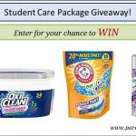 Student Care Package Giveaway!