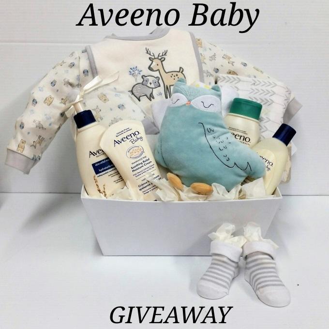 Aveeno Baby Giveaway via parentclub.ca