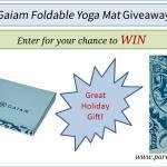 Gaiam Holiday Gift Ideas