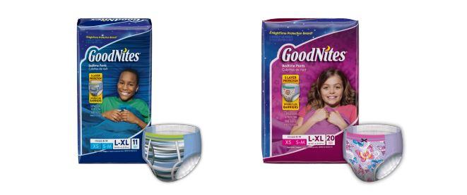 A better sleep guide for kids, GoodNites