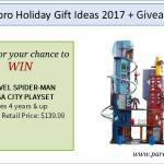 Hasbro Holiday Gift Ideas 2017 + Giveaway