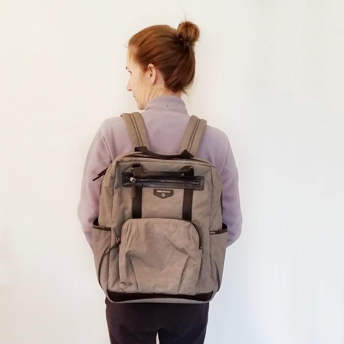 TWELVElittle unisex backpack giveaway via www.parentclub.ca