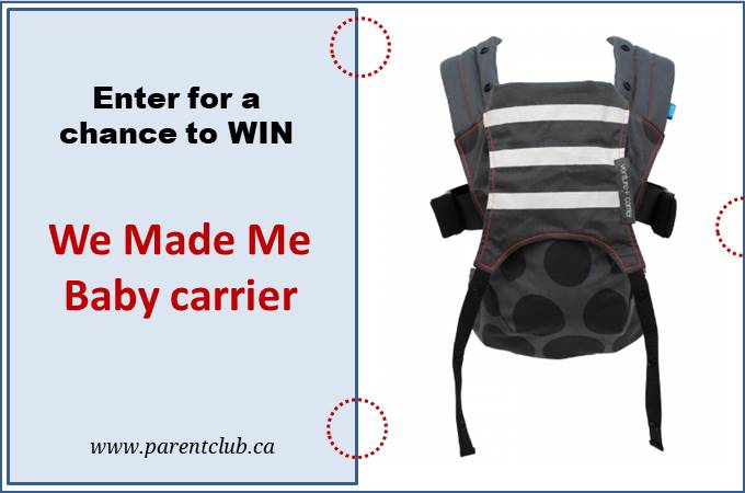 Have you seen the We Made Me Baby Carrier?
