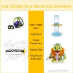 Hot Holiday Toys Round-Up Giveaway via www.parentclub.ca
