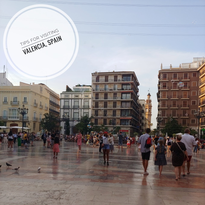 Tips for visiting Valencia, Spain via www.parentclub.ca