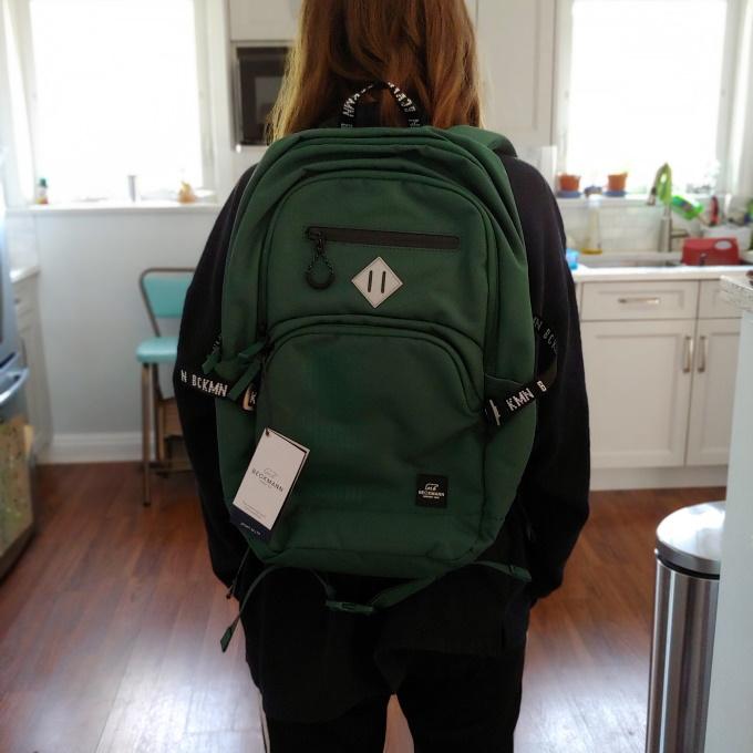 Beckmann of Norway Backpack Giveaway via www.parentclub.ca