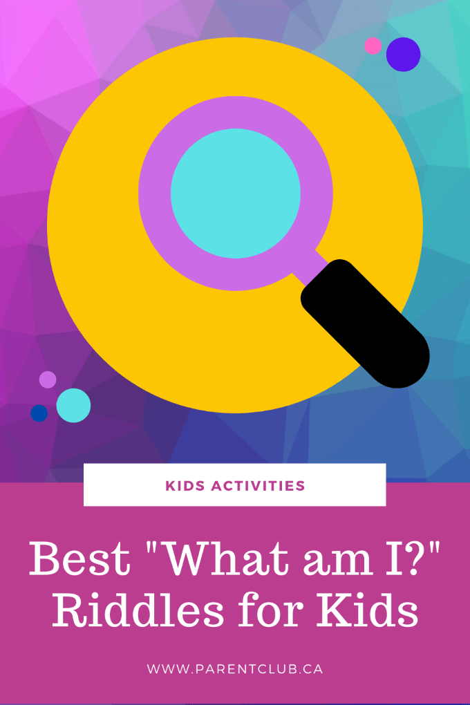 Best What Am I Riddles For Kids