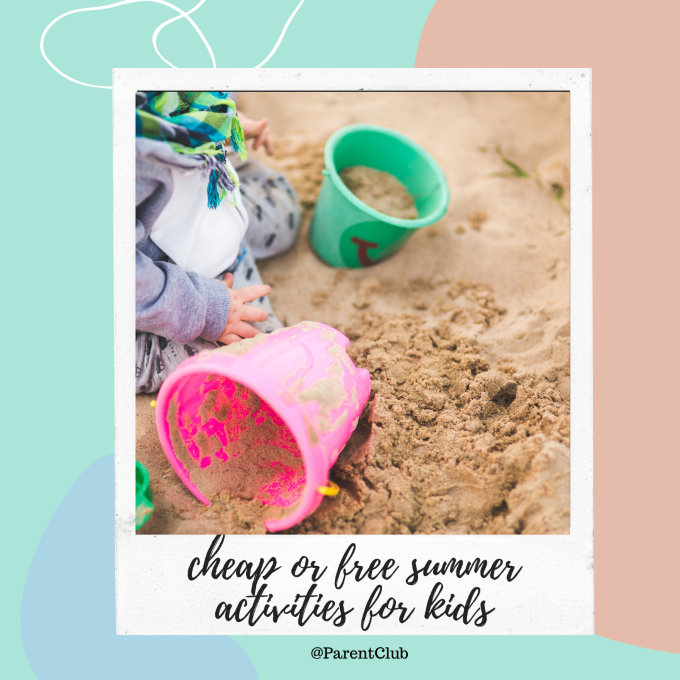 cheap or free summer activities for kids, kids activities, summer activities for kids, free activities for kids