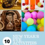 New Year's Eve Activities for Kids via www.parentclub.ca