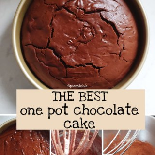One Pot Chocolate Cake Recipe