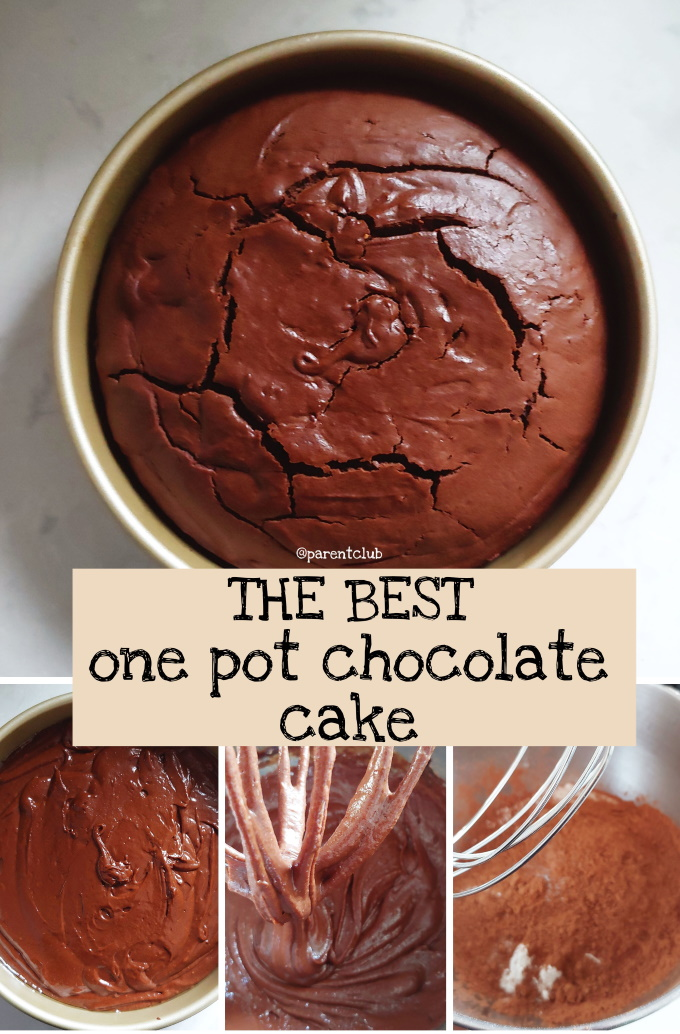 The Best One Pot Chocolate Cake Recipe