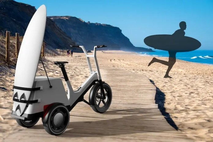 An electric scooter from BMW? This is how the new vehicles of the German brand look like