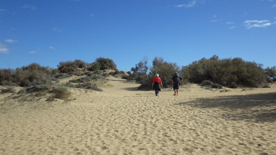 Dunes de Maspalomas