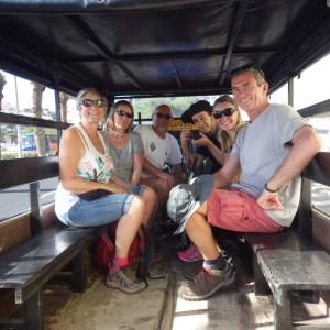 Transport local à Sao Vicente