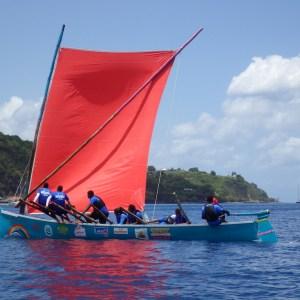 Martinique - Yole