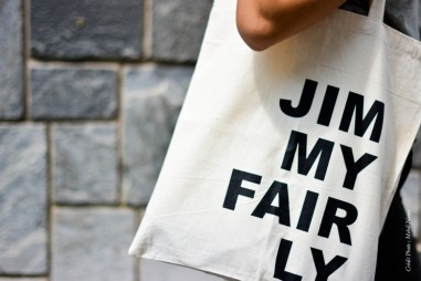 Jimmy Fairly tote bag