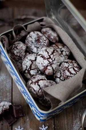 griottes.fr biscuits craquelés au chocolat