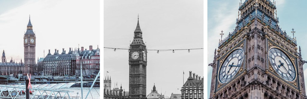 5 jours à Londres