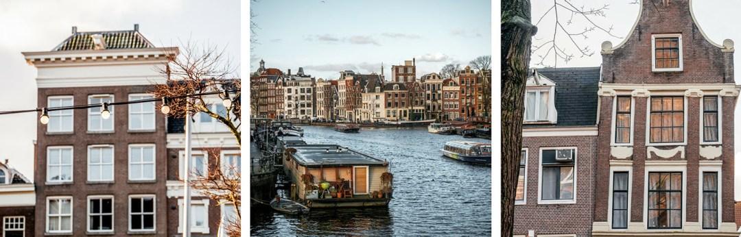 séjour à amsterdam