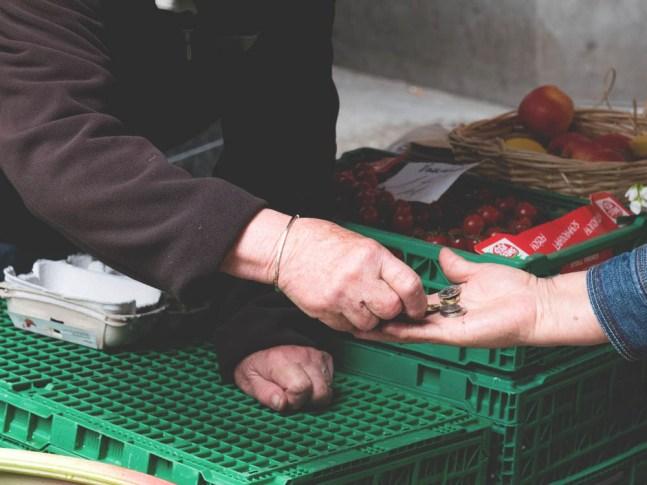 échange monnaie marché conseil voyage