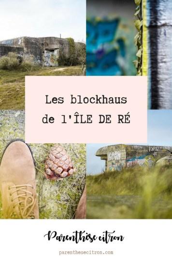 Blockhaus de l'Île de Ré