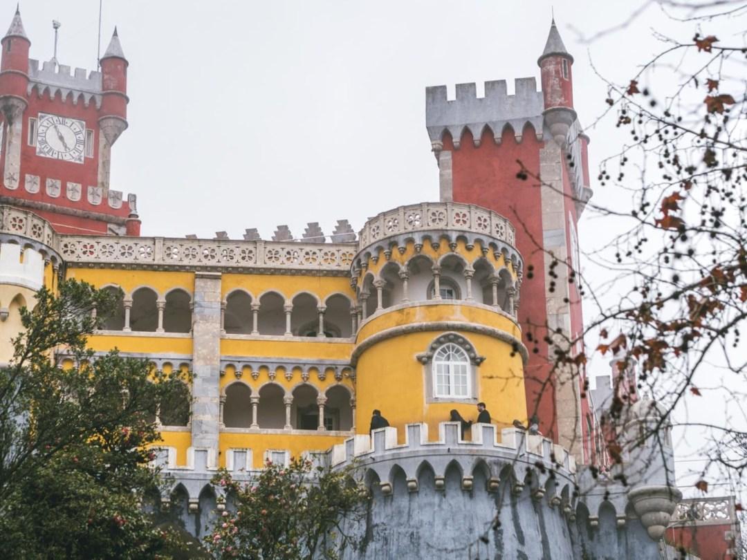 sintra portugal 2018