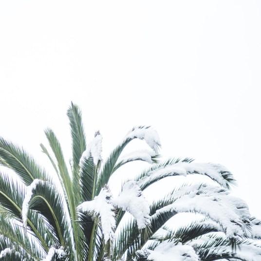 neige à san sebastian