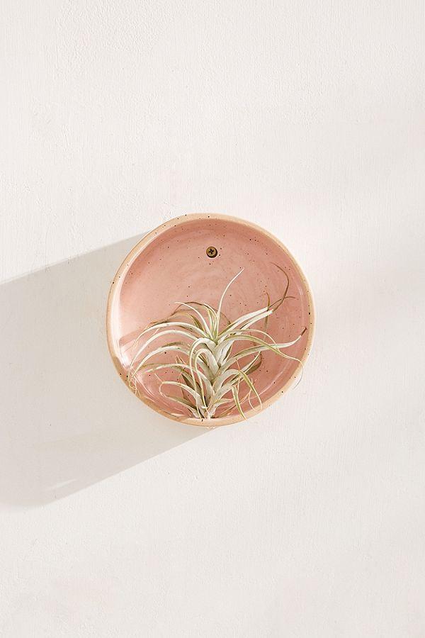 support plantes céramique