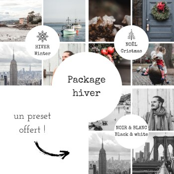 package preset hiver