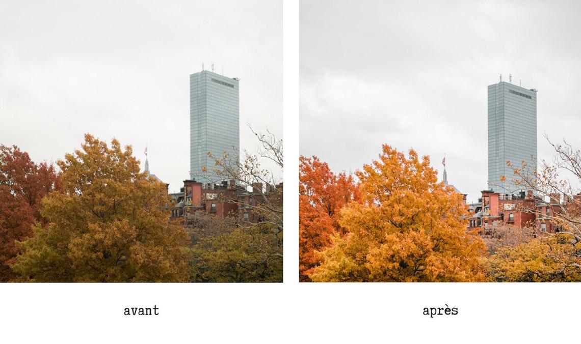 preset automne