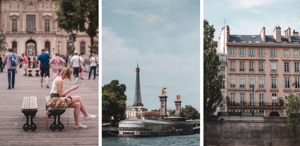 paris en été