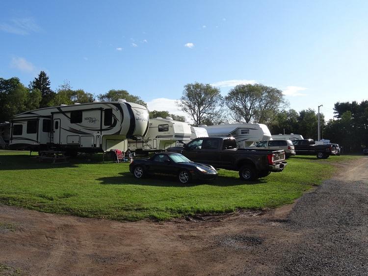 fifth wheel, la caravane par excellence en Amérique du Nord