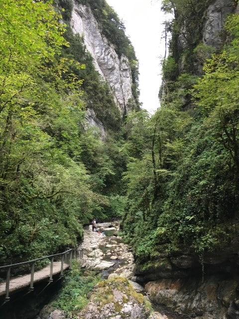 Gorges de Kakueta Sainte-Engrâce