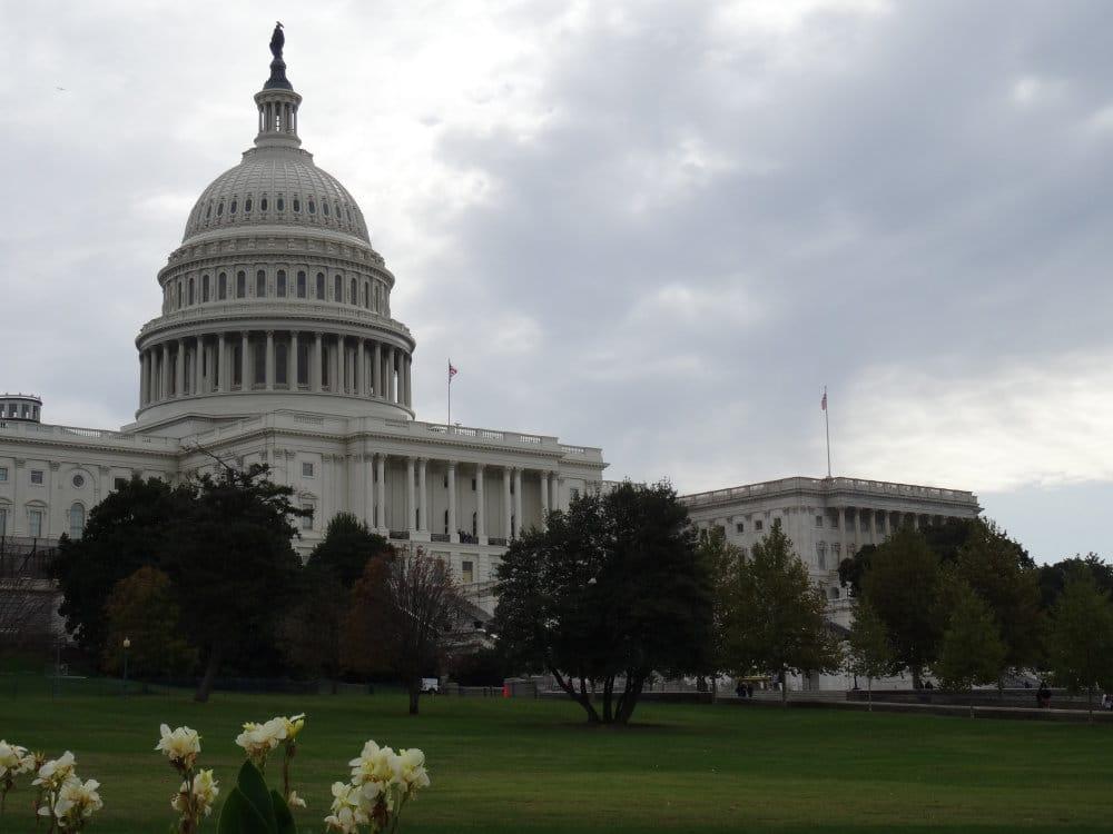 L'immense Congrès américain, le Capitole