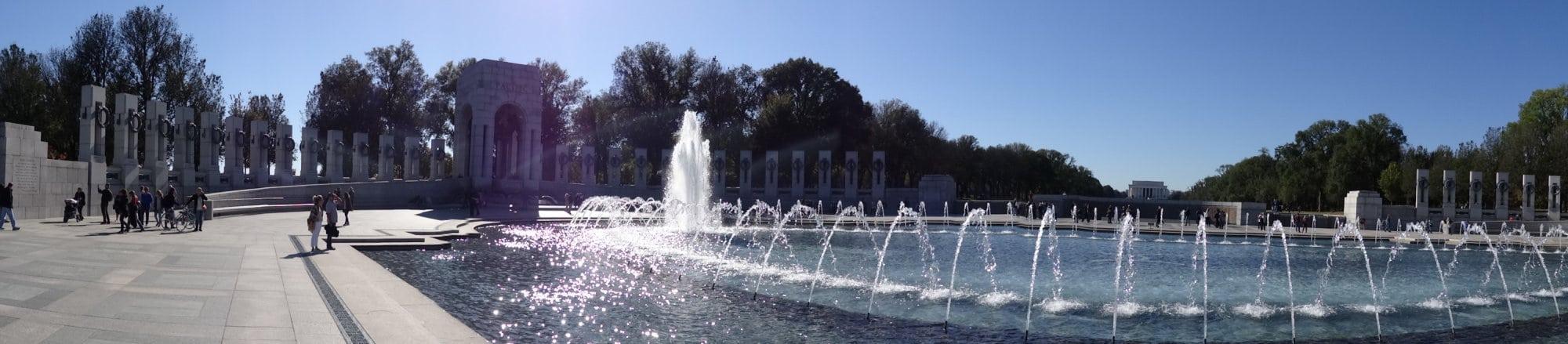 L'immense mémorial de la seconde guerre mondiale