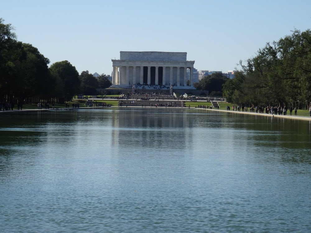 Le mémorial Lincoln