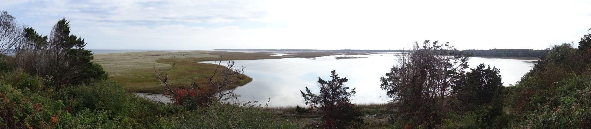 Les étangs de Cape Cod