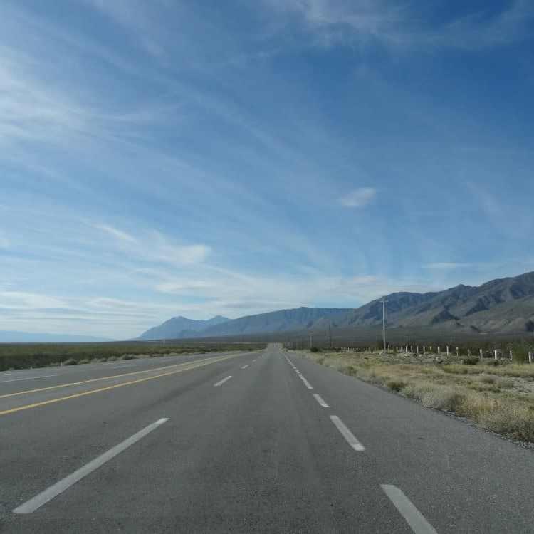 Les paysages semi-désertiques du nord du Mexique