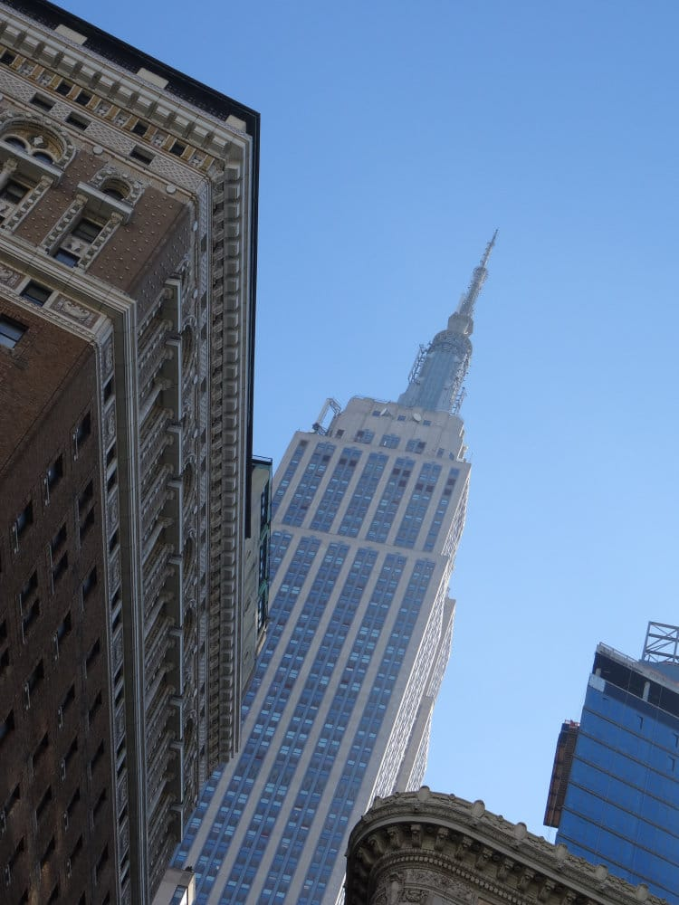 L'immense Empire State Building