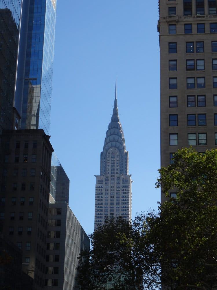 Le charismatique Chrysler Building