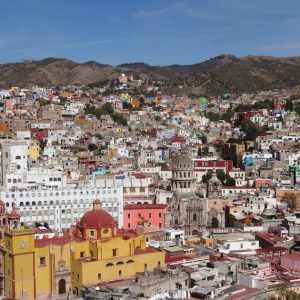 Les villes coloniales au nord du Mexique en camping-car