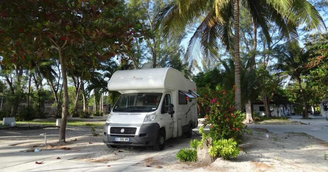 Le Golfe du Mexique en camping-car