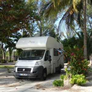 Le Golfe du Mexique en camping-car